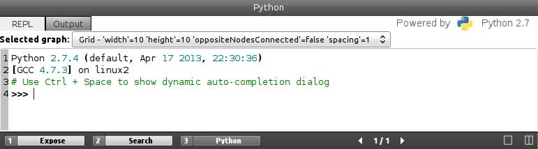 Getting started — Tulip Python 4 10 0 documentation