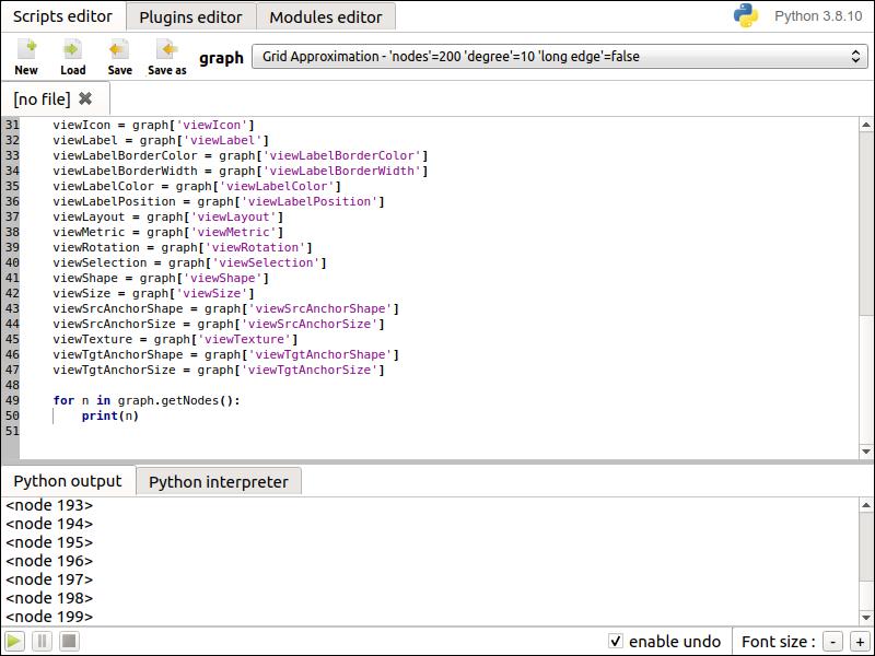 Getting started — Tulip Python 5 2 0 documentation
